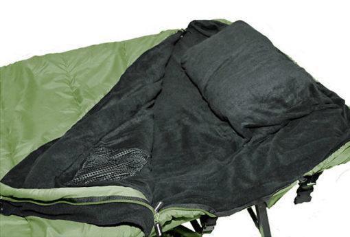 EHMANNS Pro Zone DLX 5 Season Sleeping Bag Schlafsack 8
