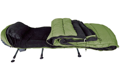 EHMANNS Pro Zone DLX 2 in 1 Sleeping Bag Schlafsack 3