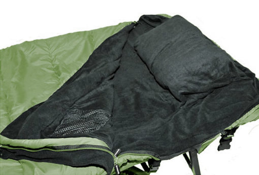 EHMANNS Pro Zone DLX 2 in 1 Sleeping Bag Schlafsack 8