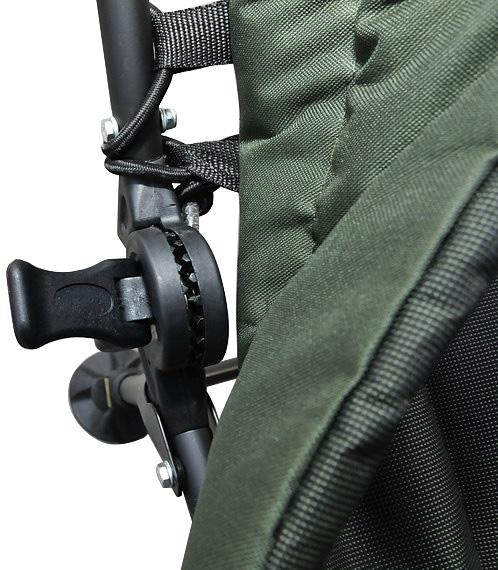 EHMANNS Hot Spot Stalker 3-Leg Bedchair 6