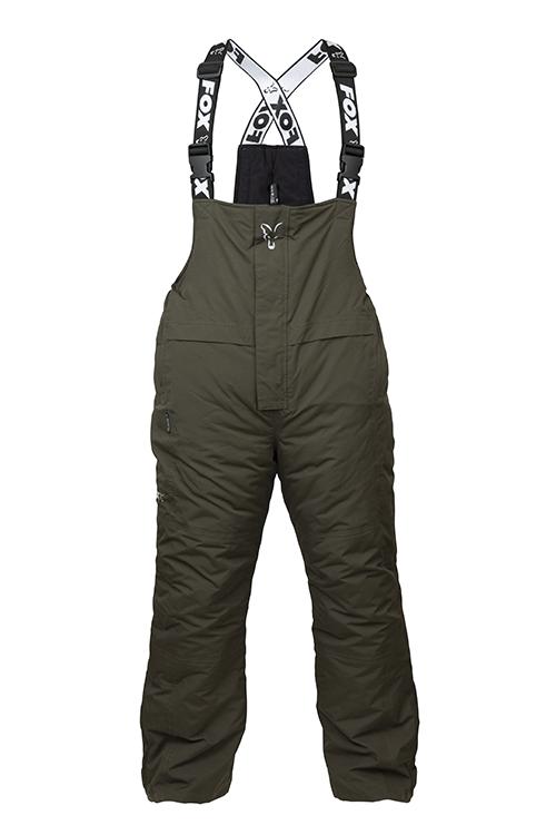Fox Green/Silver Carp Winter Suit 7