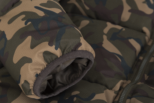Fox Chunk Camo Khaki RS Jacket 7