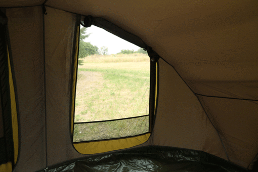 Fox R-Series 1 Man XL Khaki Bivvy 7
