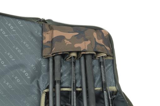 Fox Camolite Rod Case 10ft. 2+2 Rod Case 7