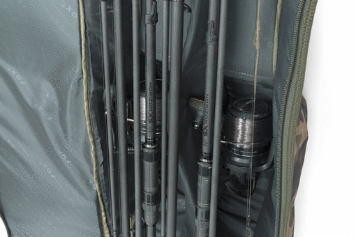 Fox Camolite Rod Case 12ft. 2+2 Rod Case 7