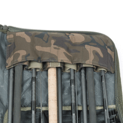 Fox Camolite Rod Case 13ft. 3+3 Rod Case 13