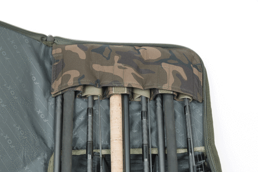 Fox Camolite Rod Case 13ft. 3+3 Rod Case 7