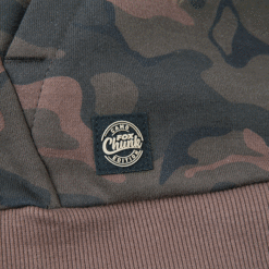Fox Chunk Camo Edition Funnel Neck Hoodie 13