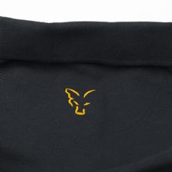 Fox Collection Black Orange Polo Shirt 12