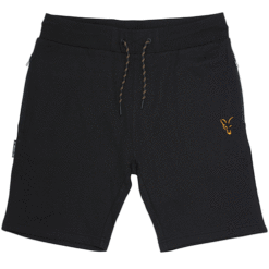 Fox Collection Black Orange Lightweight Jogger Shorts 12