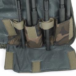 Fox Camolite Rod Case 12ft. 2+2 Rod Case 14