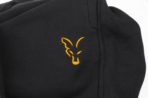 Fox Collection Black Orange Joggers 8