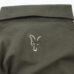 Fox Collection Green Silver Polo Shirt 14