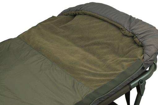 Fox Flatliner 8 Leg 3-Season Sleep System Bedchair 7