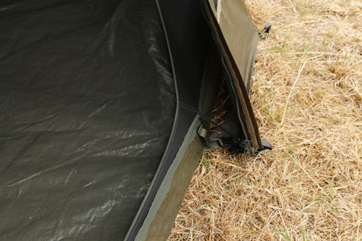 Fox R-Series 1 Man XL Khaki Bivvy 8