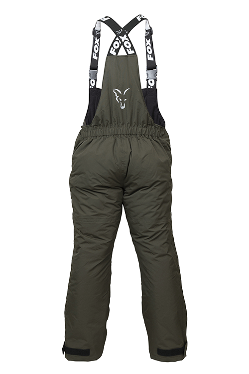 Fox Green/Silver Carp Winter Suit 8