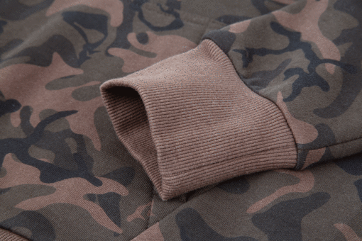 Fox Chunk Camo Edition Funnel Neck Hoodie 9