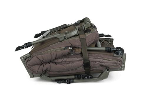 Fox Flatliner 8 Leg 3-Season Sleep System Bedchair 8