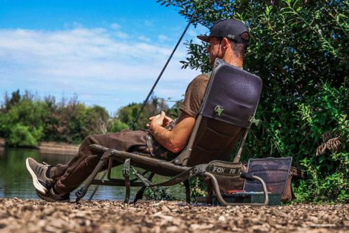 Fox Duralite Combo Chair 9