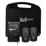 Carp Sounder Cat Sounder XRS 2er Set Welsbissanzeigerset 3