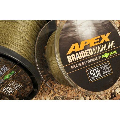 Korda Apex Braided Mainline 3