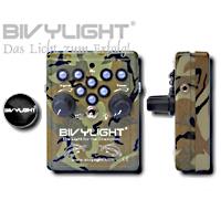 Bivylight Profi-Paket 1 camouflage Zeltlampe und Rod Pod Lampe 3