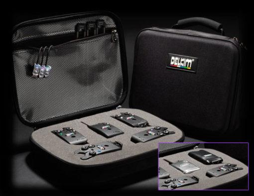 Delkim Black Box Storage Case 3