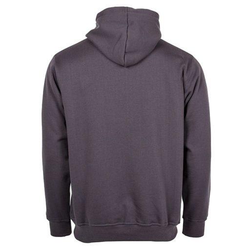 Nash Street Grey Hoody 4