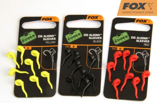 Fox EDGES Zig Aligna Sleeves 3