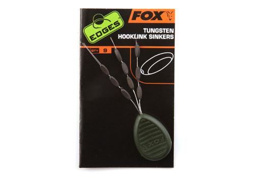 Fox EDGES Tungsten Hooklink Sinkers 3