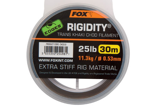 Fox EDGES Rigidity Stiff Rig 3