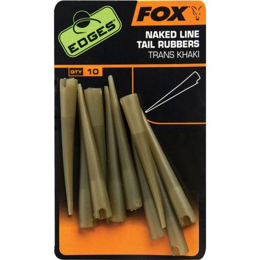 Fox EDGES Naked Line Tail Rubbers 3