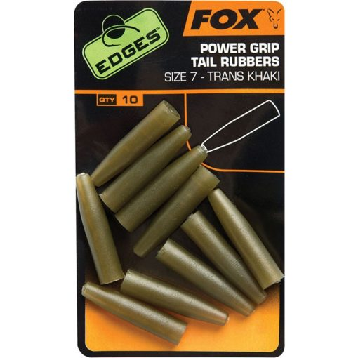 Fox EDGES Power Grip Tail Rubbers 3