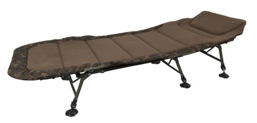 Fox R1 Compact Camo Bedchair 3
