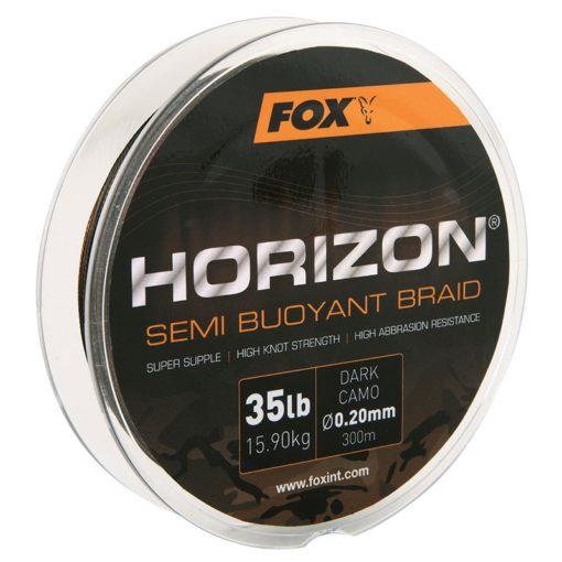 Fox Horizon Semi Buoyant Camo Braid geflochtene Hauptschnur 3