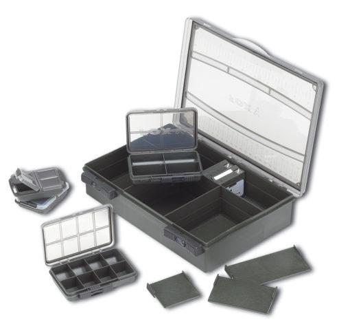 Fox F Box Deluxe Set Medium Single Tacklebox 3