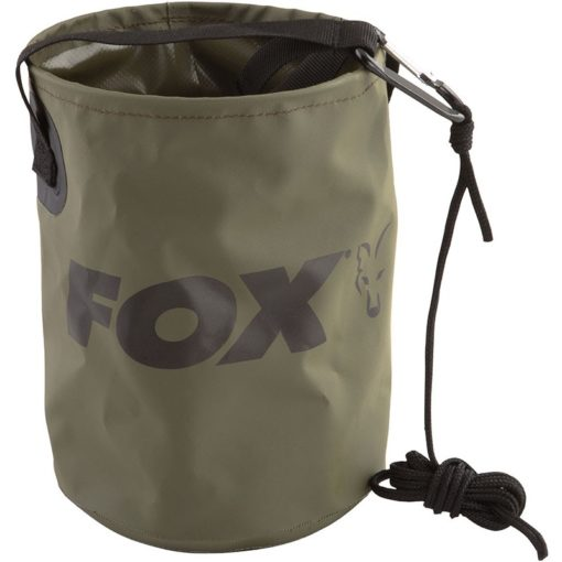 Fox Collapsible Water Bucket 3
