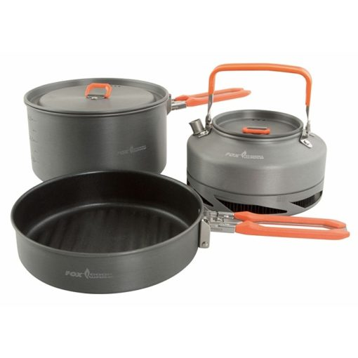 Fox Cookware Medium 3 pc Set 3
