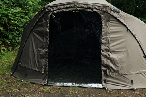 Fox Ultra 60 Brolly System Khaki 4