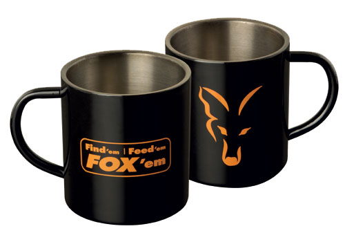 Fox Stainless Steel Mug 3