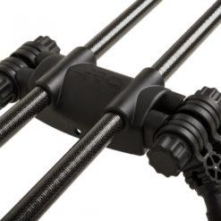JRC Cocoon Carbon Quad-Pod 3er Rod Pod 10