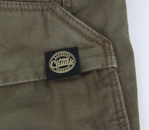 Fox Chunk Combats Trousers Khaki Hose 6