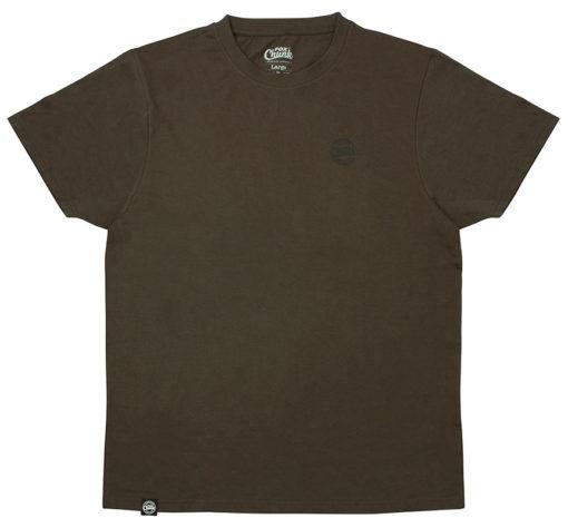 Fox Chunk Dark Khaki Classic T-Shirt 2
