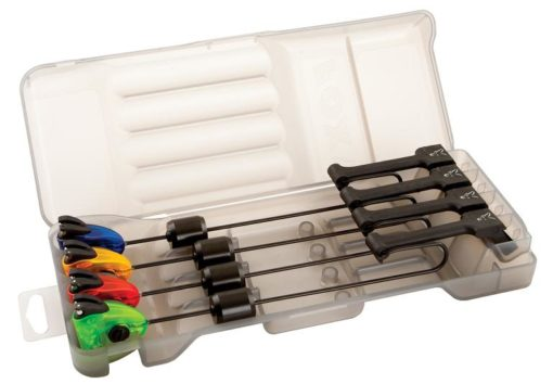 Fox MK3 Swinger 3 Rod Presentation Set 4