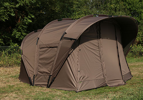 Fox Retreat+ 2 Man Dome Bivvy inkl. Inner Dome 3