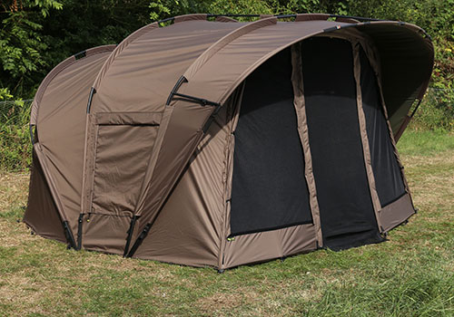 Fox Retreat+ 2 Man Dome Bivvy inkl. Inner Dome 4