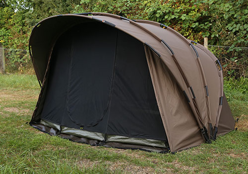 Fox Retreat+ 2 Man Dome Bivvy inkl. Inner Dome 5