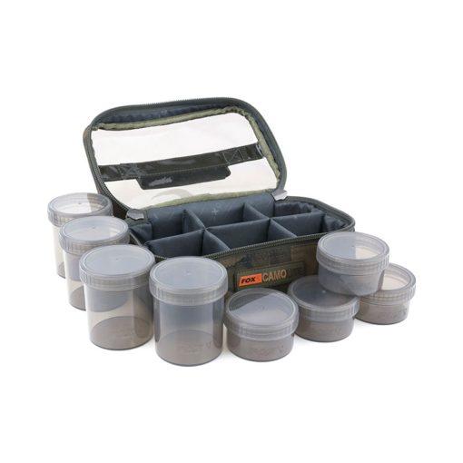 Fox Camolite Glug 8 Pot Case 3