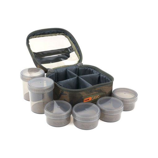 Fox Camolite Glug 6 Pot Case 3