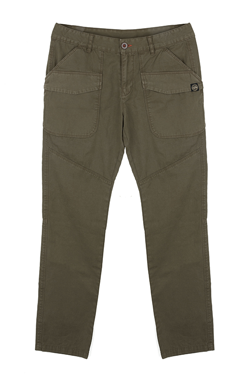 Fox Chunk Combats Trousers Khaki Hose 3